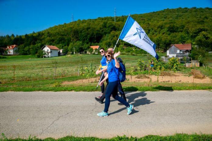 hrvatski festival hodanja