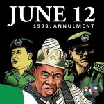 A cartoon image of June 12 Gladiators