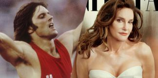 Bruce & Caitlyn Jenner