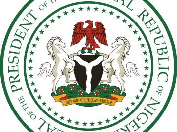 Official Seal of the President of Nigeria