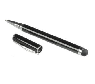 2-in-1 Stylus Pen Black