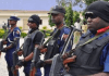 Men of Nigeria Security and Civil Defence Corps