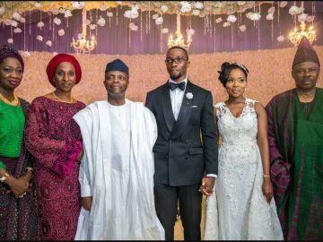 Amosun's Daughter Wedding
