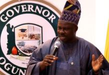 Senator Amosun Ibikunle on Illegal revenue collectors