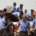 men of nigeria police