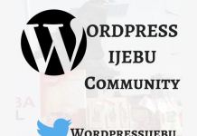 WordPress Ijebu
