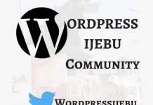 WordPress Ijebu