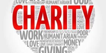 church charity work