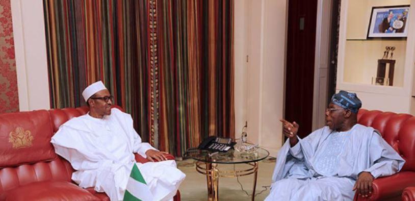 Obasanjo & Buhari