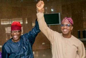 Daniel and Dapo Abiodun