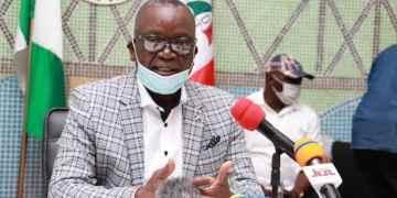 Benue Governor