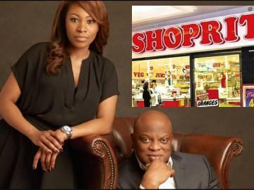 Shoprite Nigeria new owner, Tayo & Ayo Amusan