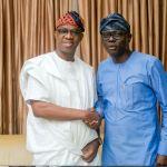 Dapo Abiodun and Sanwo-Olu