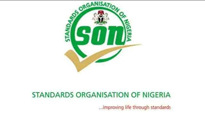 The Standard Organization Of Nigeria clears out seized substandard tyres in Ogun State