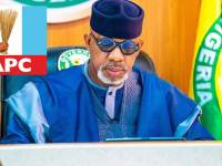 Dapo Abiodun, head, Anambra APC governorship election committee