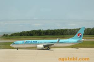 大韓航空 Boeing 737-900ER