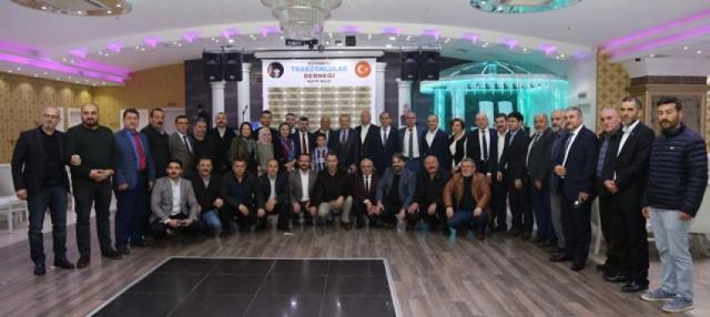 Trabzonlular Sultanbeyli'nde Buluştu