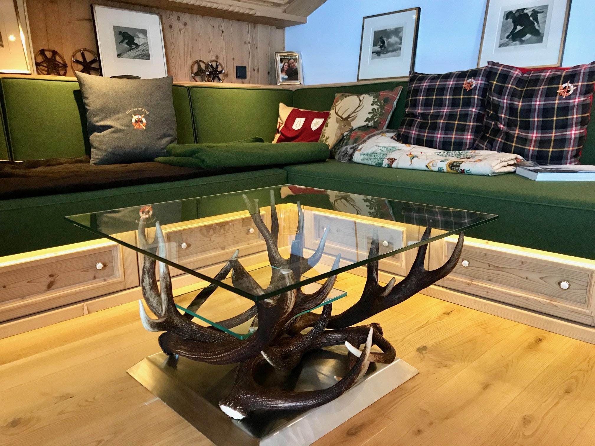 Jagdhütte Einrichtung - Dekoration für Jagdhütte, Almhütte oder Ihr ...
