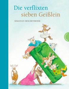 Die besten Bilderbücher des Jahres. Die verflixten sieben Geißlein.