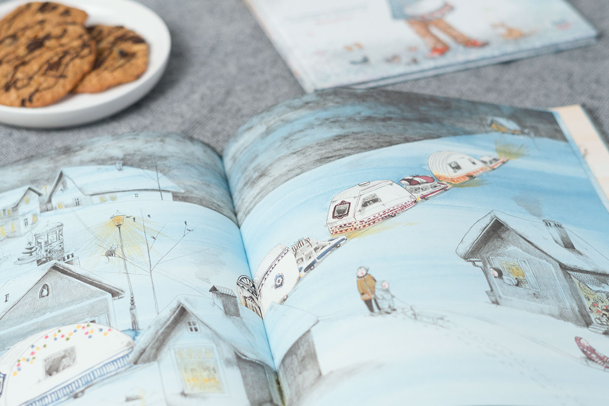 Die schönsten Weihnachtsbücher