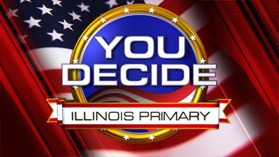 You Decide Illinois Primary Election Logo