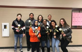 2018 OHS Prom Court Members