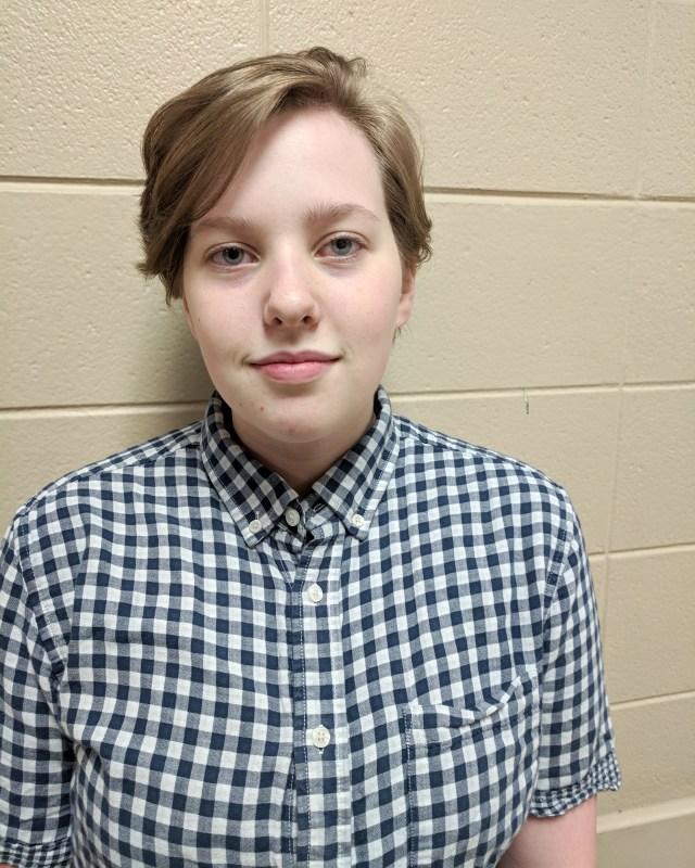 Sophomore Victoria Allard