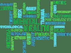 Mental Health Awareness Wordle