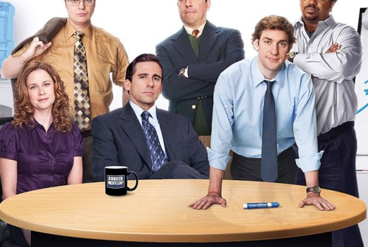 The Office logo
