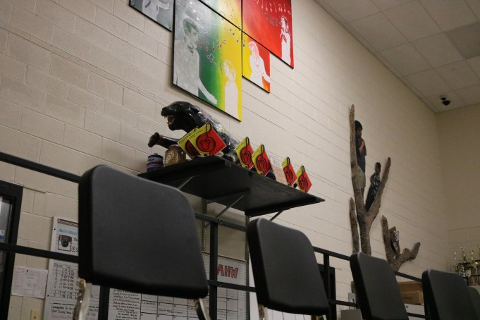 OHS Choir Room