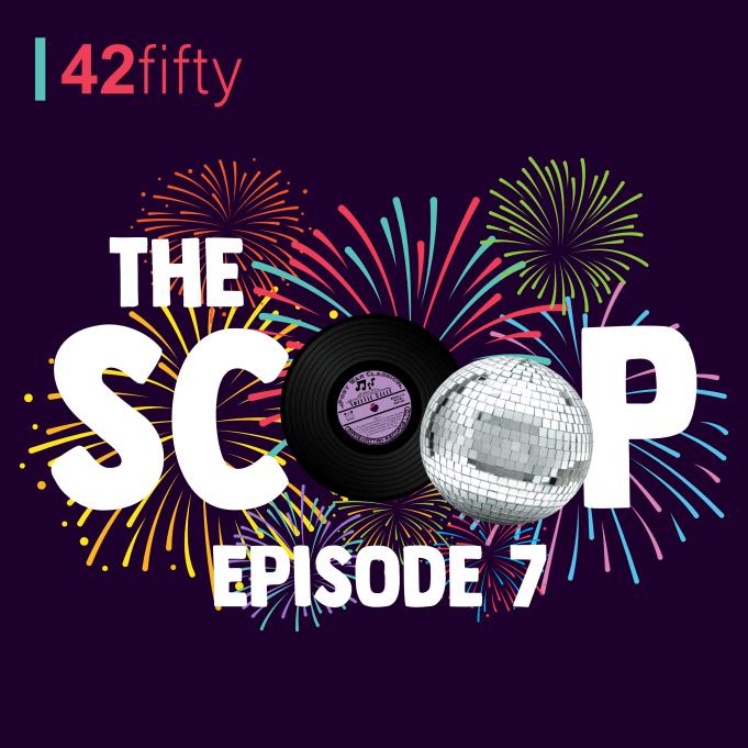 The Scoop Ep. 7 Logo