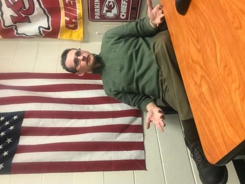 Mr. Aaron Henricks