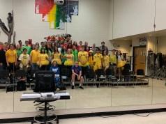 acapella choir