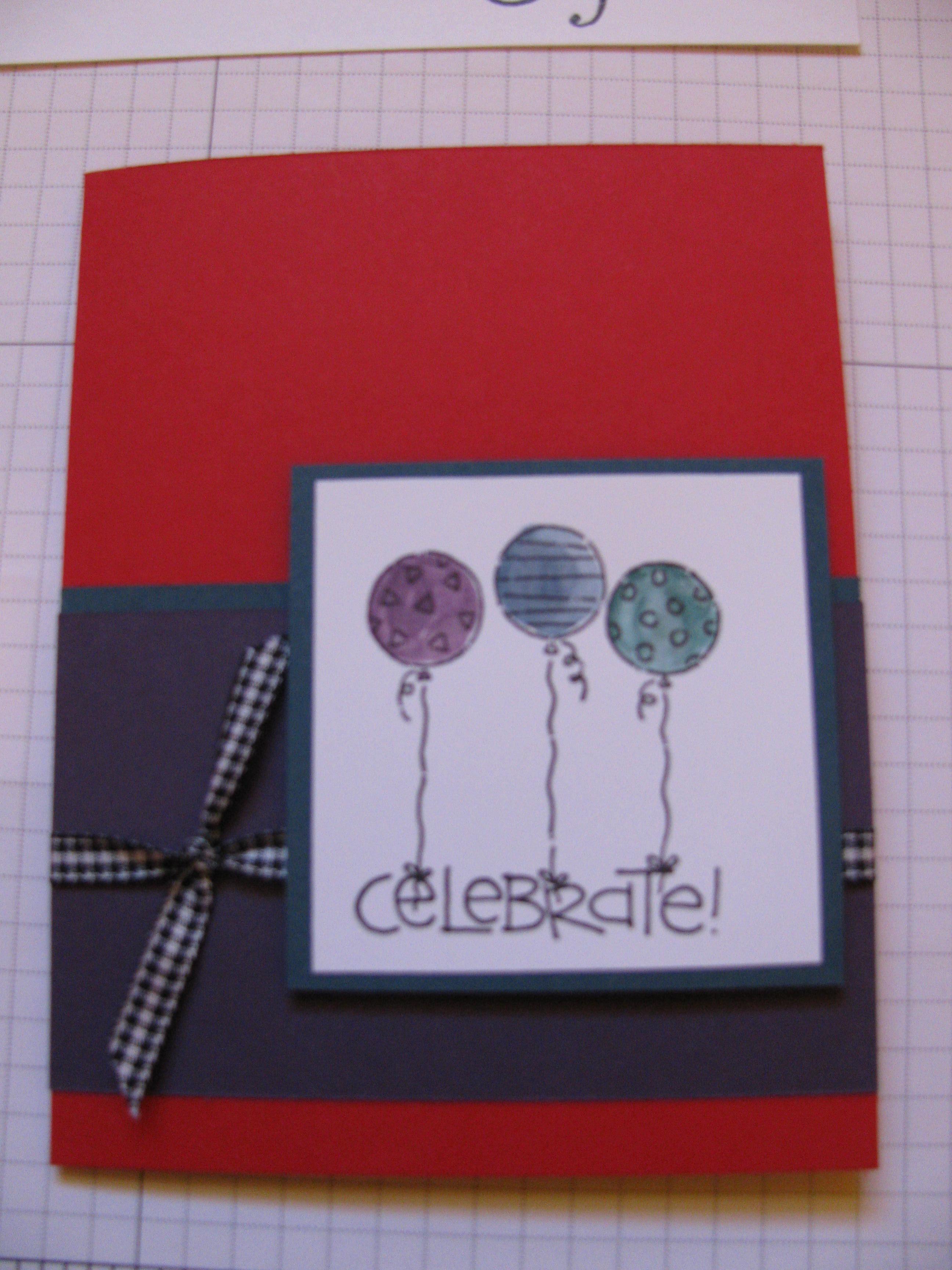 Handmade Birthday Cards Karens Cards Amp Ideas
