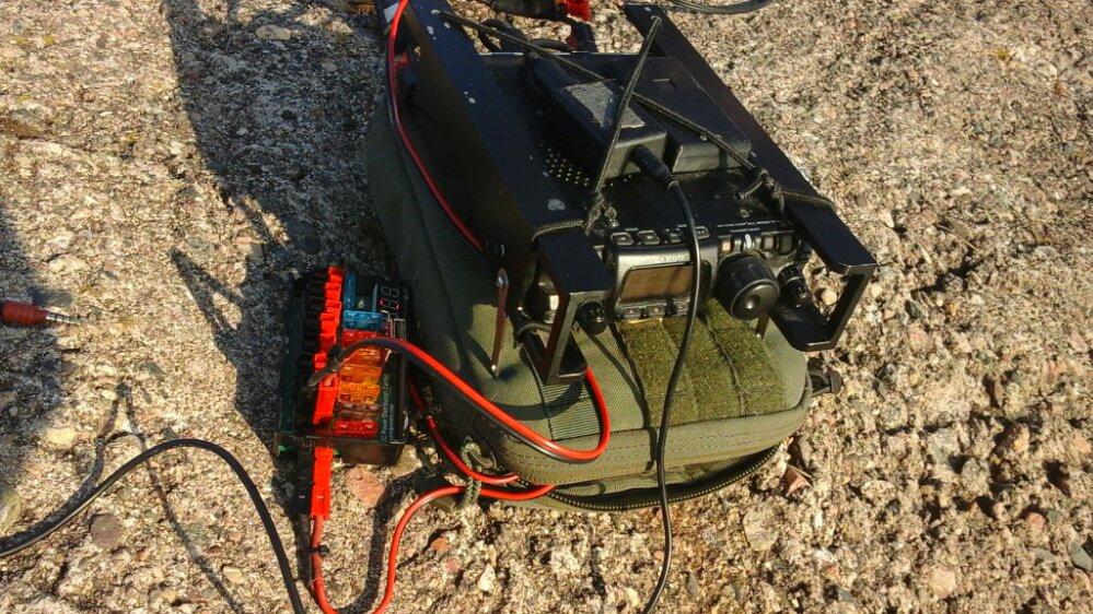 Yaesu FT-818 Update