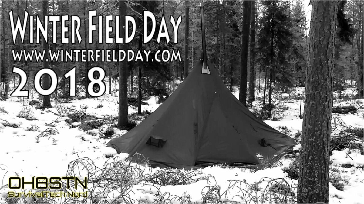 Winter Field Day 2018 Announcement