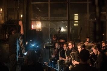 Conducting HSLU Unerhört Festival Zurich