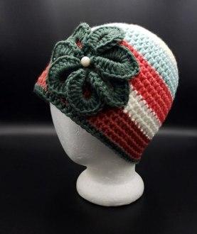 Caron x Pantone crochet pattern