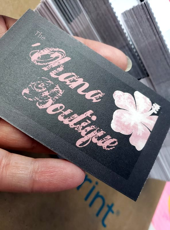 Read more about the article Business Card Order