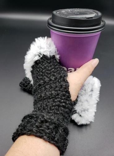 Wrist Warmer Pattern Launch!