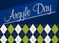Argyle with Crochet