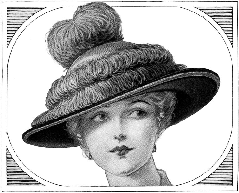 Belated National Hat Day!