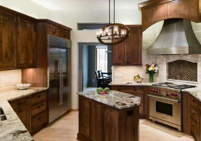 Lukewood KitchenChanhassen - Ohana Construction - Home ...