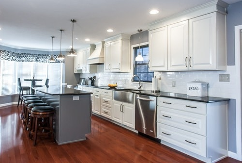 Contemporary Kitchen, Littlestown, PA