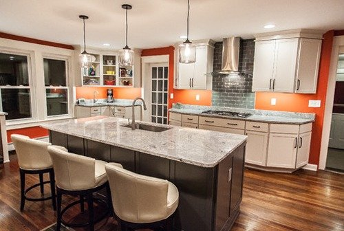 Transitional Kitchen, Gettysburg, PA