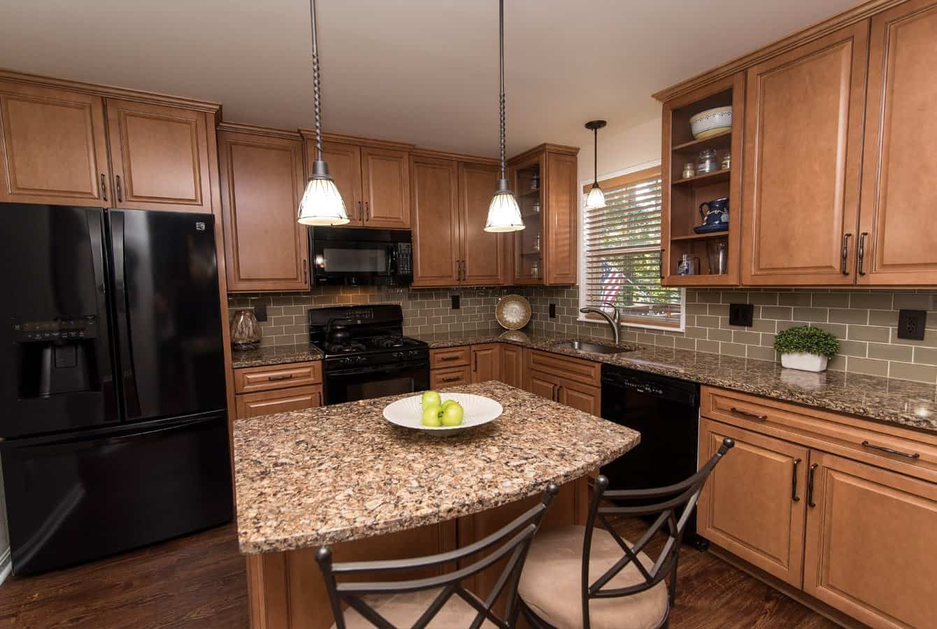 Traditional Kitchen, Perry Hall, MD