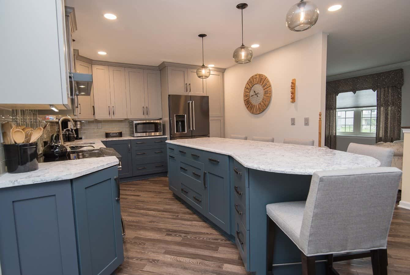 Transitional Kitchen, Dover, PA