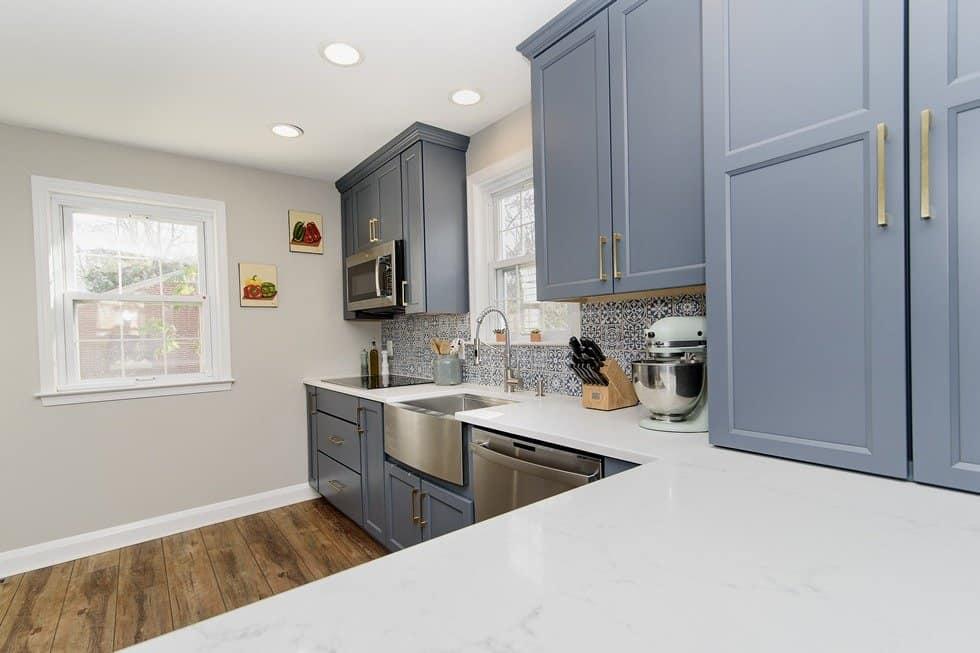 Kitchen remodel Towson Md