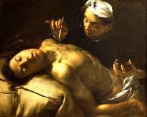 Saint Sébastien soigné par Irène, Francesco Cairo, 1635. Oil on Canvas, 68x84cm. Musee des Beaux Arts, Tours, France