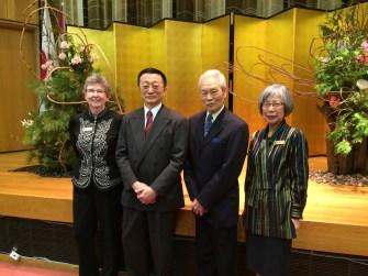 President, Ambassador, Emeritas Advisor, Vice President